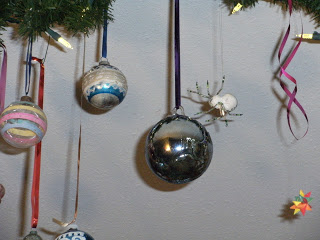 Christmas Spiders